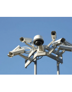 CCTV Camera systems for control and video surveillance.