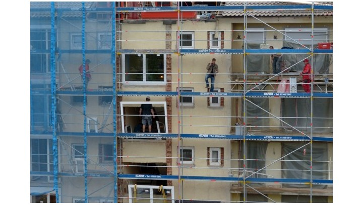 Steal from scaffolding