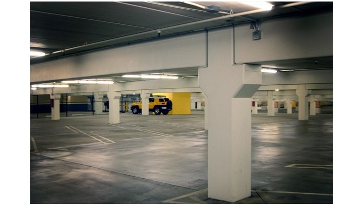 Cámaras en Parking